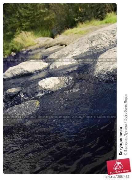 Бегущая река, фото № 208462, снято 29 августа 2007 г. (c) Валерия Потапова / Фотобанк Лори