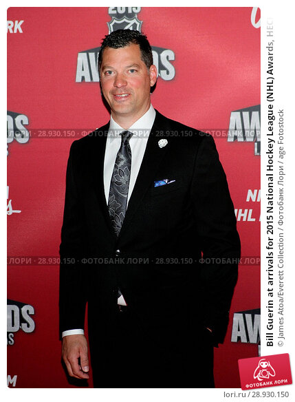 Купить «Bill Guerin at arrivals for 2015 National Hockey League (NHL) Awards, HECHO en Vegas Restaurant, Las Vegas, NV June 24, 2015. Photo By: James Atoa/Everett Collection», фото № 28930150, снято 24 июня 2015 г. (c) age Fotostock / Фотобанк Лори