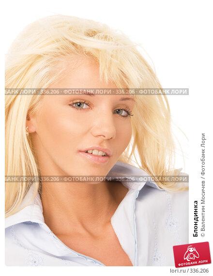 Блондинка, фото № 336206, снято 6 апреля 2008 г. (c) Валентин Мосичев / Фотобанк Лори