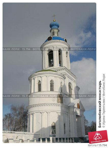 Боголюбовский монастырь, эксклюзивное фото № 15794, снято 5 ноября 2006 г. (c) Ирина Терентьева / Фотобанк Лори