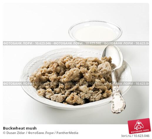 Buckwheat mush. Стоковое фото, фотограф Dusan Zidar / PantherMedia / Фотобанк Лори
