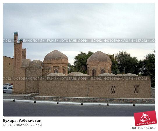 Бухара. Узбекистан, фото № 187042, снято 12 октября 2006 г. (c) Екатерина Овсянникова / Фотобанк Лори