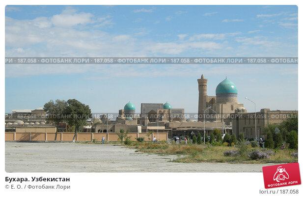 Бухара. Узбекистан, фото № 187058, снято 14 октября 2006 г. (c) Екатерина Овсянникова / Фотобанк Лори