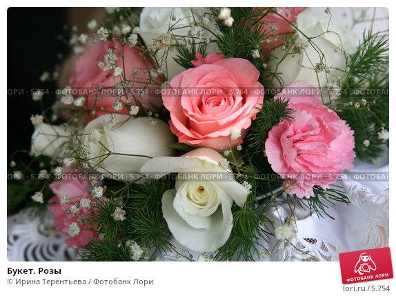 Букет. Розы, эксклюзивное фото № 5754, снято 11 июня 2005 г. (c) Ирина Терентьева / Фотобанк Лори