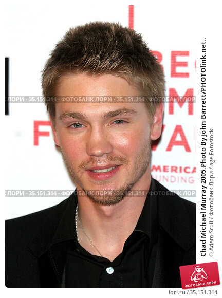 Chad Michael Murray 2005.Photo By John Barrett/PHOTOlink.net.. Редакционное фото, фотограф Adam Scull / age Fotostock / Фотобанк Лори