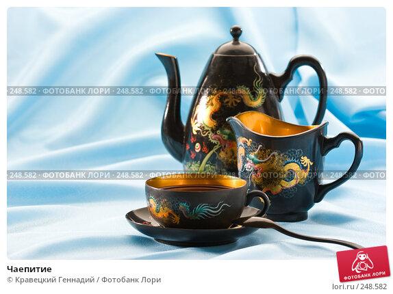 Купить «Чаепитие», фото № 248582, снято 1 августа 2005 г. (c) Кравецкий Геннадий / Фотобанк Лори