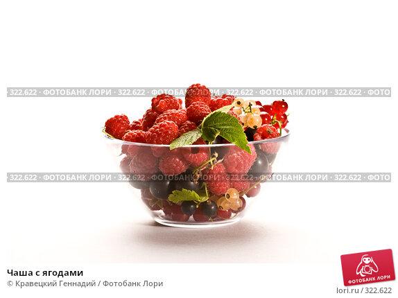 Чаша с ягодами, фото № 322622, снято 7 июля 2005 г. (c) Кравецкий Геннадий / Фотобанк Лори