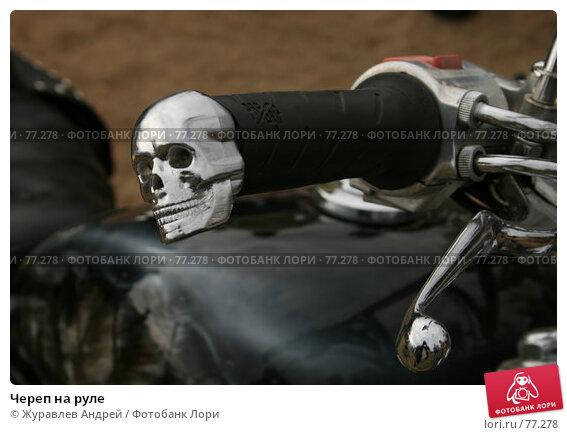 Череп на руле, эксклюзивное фото № 77278, снято 8 июля 2007 г. (c) Журавлев Андрей / Фотобанк Лори