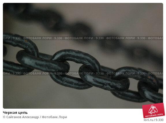 Черная цепь, фото № 9330, снято 28 июля 2006 г. (c) Сайганов Александр / Фотобанк Лори