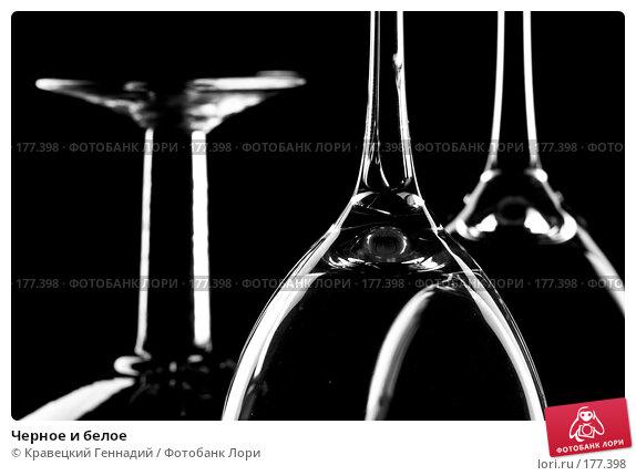 Черное и белое, фото № 177398, снято 19 сентября 2005 г. (c) Кравецкий Геннадий / Фотобанк Лори