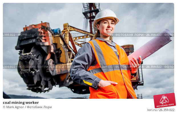 the safety of mines worker
