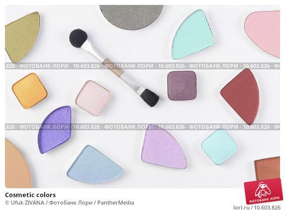 Cosmetic colors. Стоковое фото, фотограф Ufuk ZIVANA / PantherMedia / Фотобанк Лори