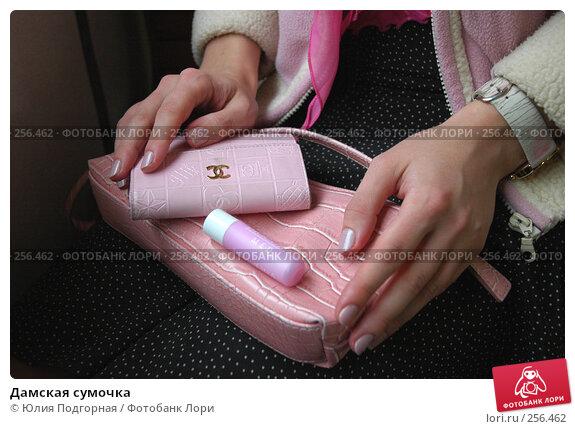 Дамская сумочка, фото № 256462, снято 8 июня 2005 г. (c) Юлия Селезнева / Фотобанк Лори