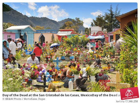 Купить «Day of the Dead at the San Cristobal de las Casas, MexicoDay of the Dead at the San Cristobal de las Casas, Mexico», фото № 7346258, снято 20 января 2020 г. (c) BE&W Photo / Фотобанк Лори