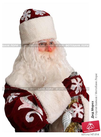 Дед Мороз, фото № 47014, снято 23 октября 2005 г. (c) Сергей Байков / Фотобанк Лори