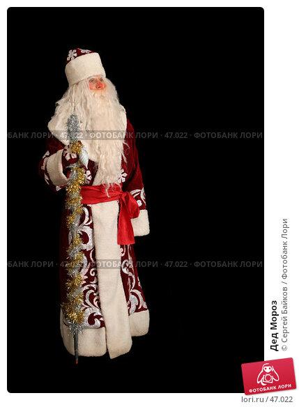 Дед Мороз, фото № 47022, снято 23 октября 2005 г. (c) Сергей Байков / Фотобанк Лори