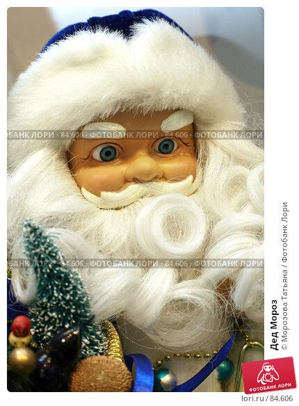 Дед Мороз, фото № 84606, снято 14 сентября 2007 г. (c) Морозова Татьяна / Фотобанк Лори