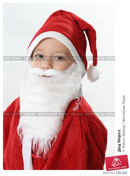 Дед Мороз, фото № 148282, снято 1 декабря 2007 г. (c) Efanov Aleksey / Фотобанк Лори