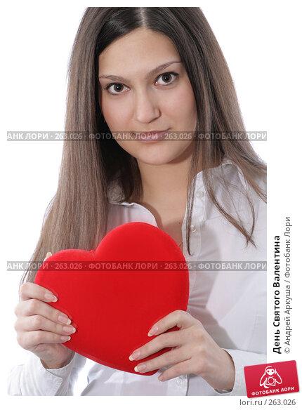День Святого Валентина, фото № 263026, снято 19 февраля 2008 г. (c) Андрей Аркуша / Фотобанк Лори