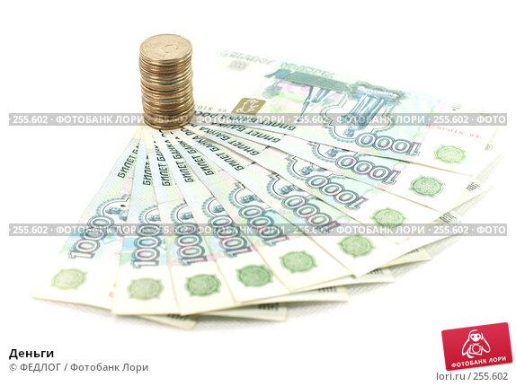 Деньги, фото № 255602, снято 18 апреля 2008 г. (c) ФЕДЛОГ.РФ / Фотобанк Лори