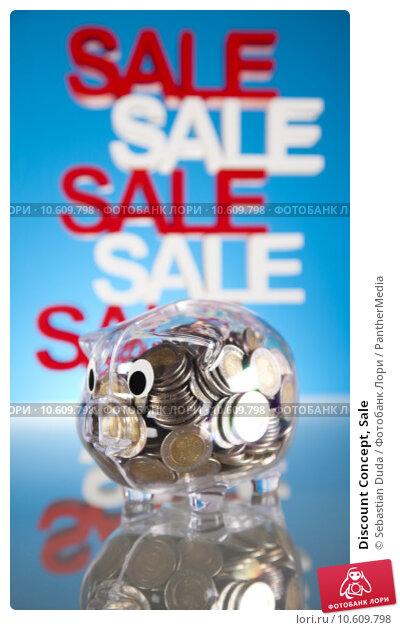 Discount Concept, Sale. Стоковое фото, фотограф Sebastian Duda / PantherMedia / Фотобанк Лори