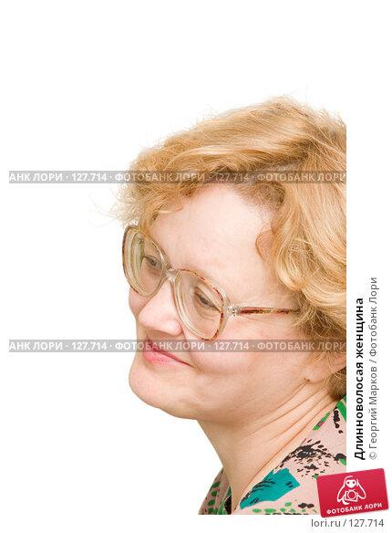 Длинноволосая женщина, фото № 127714, снято 4 июля 2006 г. (c) Георгий Марков / Фотобанк Лори