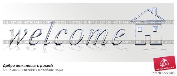 Добро пожаловать домой, иллюстрация № 227506 (c) Шемякин Евгений / Фотобанк Лори