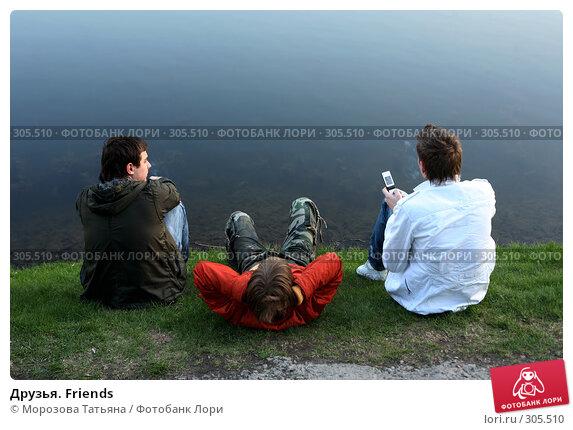Друзья. Friends, фото № 305510, снято 26 апреля 2008 г. (c) Морозова Татьяна / Фотобанк Лори