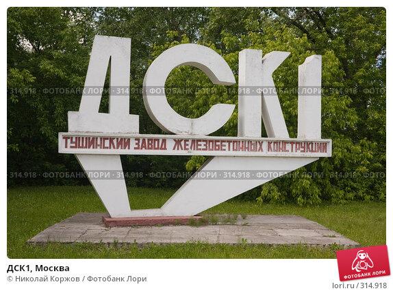 ДСК1, Москва, фото № 314918, снято 8 июня 2008 г. (c) Николай Коржов / Фотобанк Лори
