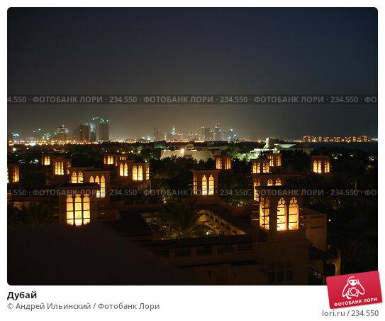 Дубай, фото № 234550, снято 4 сентября 2007 г. (c) Андрей Ильинский / Фотобанк Лори