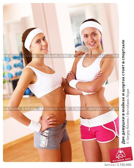 Девушки в маечках и шортиках фото 18-331