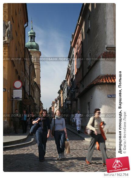 Дворцовая площадь, Варшава, Польша, фото № 162754, снято 23 сентября 2017 г. (c) Daria / Фотобанк Лори