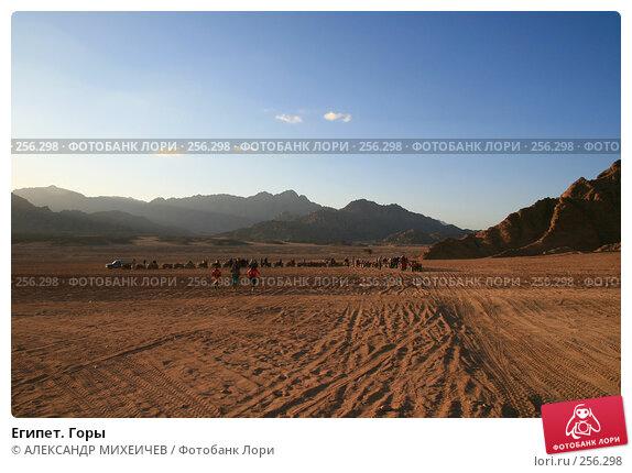 Египет. Горы, фото № 256298, снято 19 февраля 2008 г. (c) АЛЕКСАНДР МИХЕИЧЕВ / Фотобанк Лори