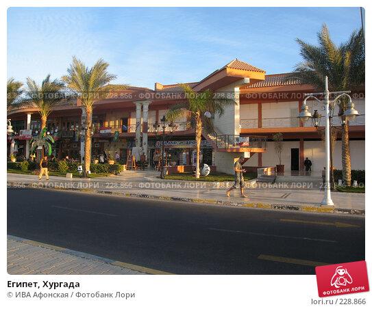Египет, Хургада, фото № 228866, снято 8 января 2008 г. (c) ИВА Афонская / Фотобанк Лори