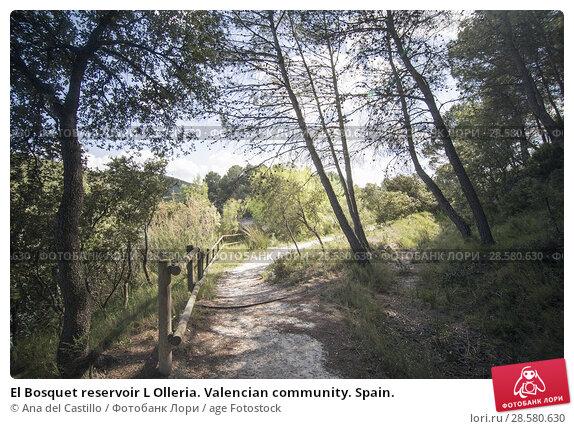 Купить «El Bosquet reservoir L Olleria. Valencian community. Spain.», фото № 28580630, снято 20 мая 2018 г. (c) age Fotostock / Фотобанк Лори