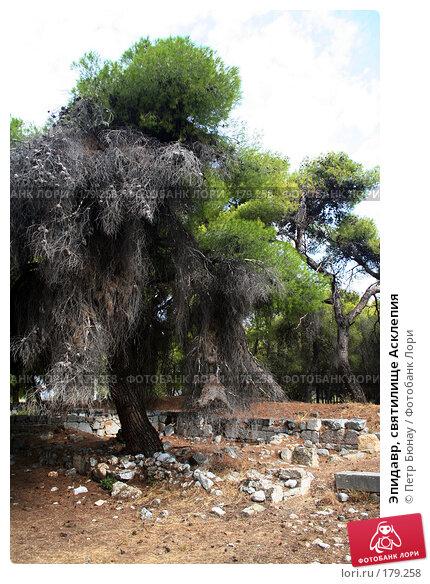 Купить «Эпидавр, святилище Асклепия», фото № 179258, снято 8 октября 2007 г. (c) Петр Бюнау / Фотобанк Лори