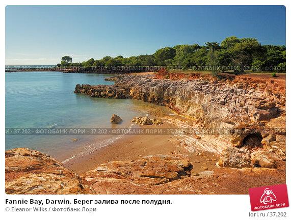 Fannie Bay, Darwin. Берег залива после полудня., фото № 37202, снято 24 мая 2007 г. (c) Eleanor Wilks / Фотобанк Лори