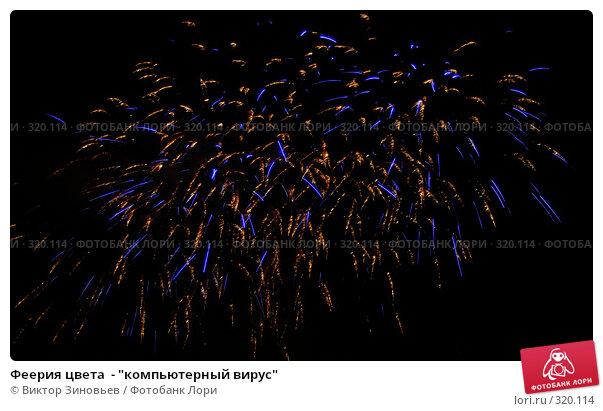 """Феерия цвета  - """"компьютерный вирус"""", фото № 320114, снято 24 октября 2016 г. (c) Виктор Зиновьев / Фотобанк Лори"""