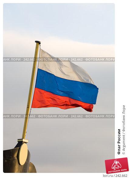 Флаг России, фото № 242662, снято 13 ноября 2007 г. (c) Argument / Фотобанк Лори