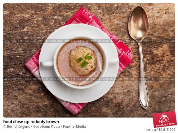 food close up nobody brown. Стоковое фото, фотограф Bernd Jürgens / PantherMedia / Фотобанк Лори