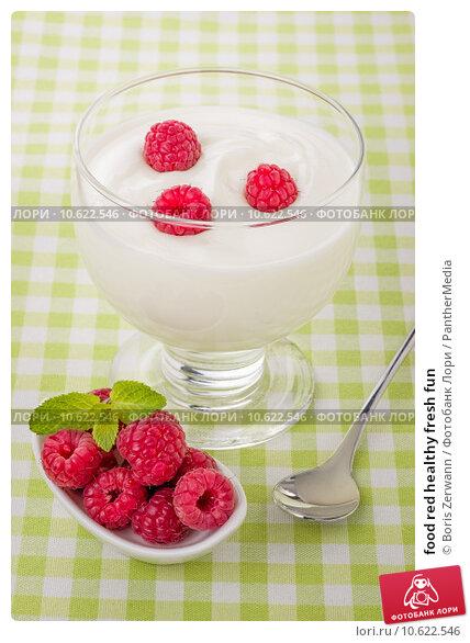 food red healthy fresh fun. Стоковое фото, фотограф Boris Zerwann / PantherMedia / Фотобанк Лори
