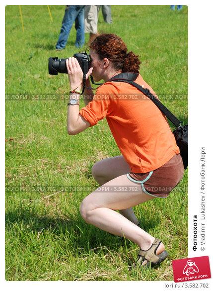 Фотоохота (2009 год). Редакционное фото, фотограф Vladimir  Lukashev / Фотобанк Лори