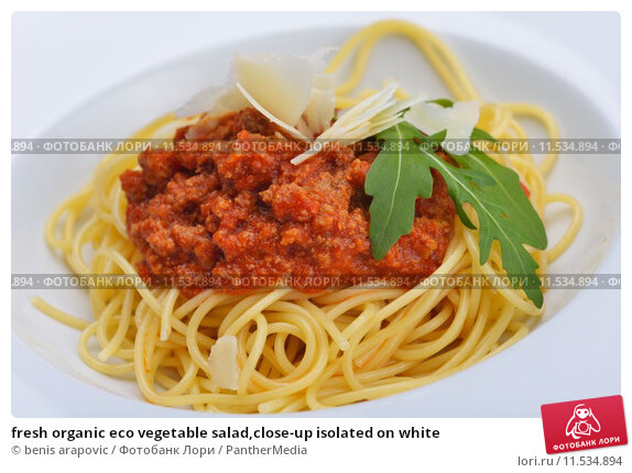 Купить «fresh organic eco vegetable salad,close-up isolated on white», фото № 11534894, снято 21 июля 2019 г. (c) PantherMedia / Фотобанк Лори