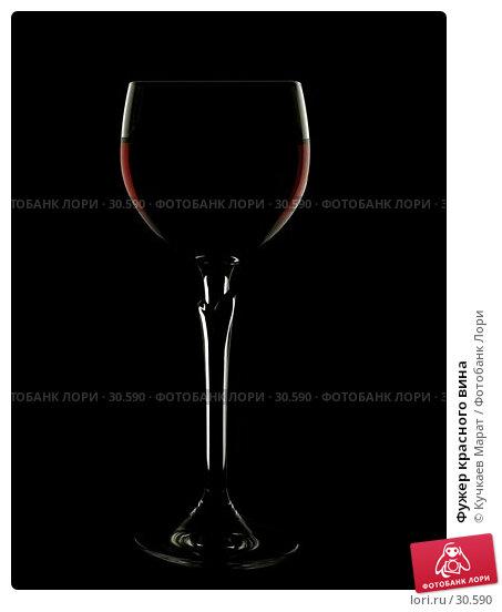 Фужер красного вина, фото № 30590, снято 17 января 2017 г. (c) Кучкаев Марат / Фотобанк Лори