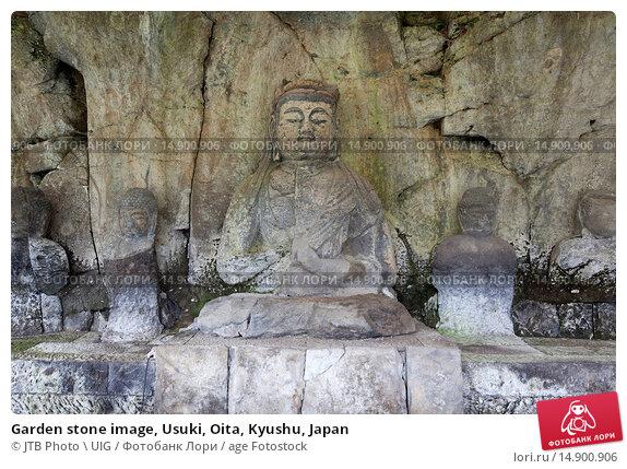Купить «Garden stone image, Usuki, Oita, Kyushu, Japan», фото № 14900906, снято 18 июня 2018 г. (c) age Fotostock / Фотобанк Лори