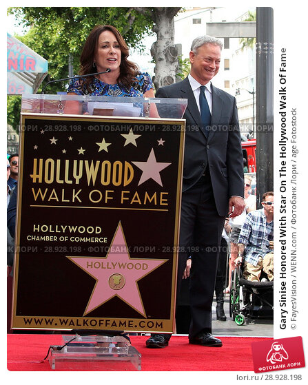 Купить «Gary Sinise Honored With Star On The Hollywood Walk Of Fame Featuring: Patricia Heaton, Gary Sinise Where: Hollywood, California, United States When: 18 Apr 2017 Credit: FayesVision/WENN.com», фото № 28928198, снято 18 апреля 2017 г. (c) age Fotostock / Фотобанк Лори