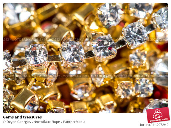 Купить «Gems and treasures», фото № 11207942, снято 24 мая 2019 г. (c) PantherMedia / Фотобанк Лори