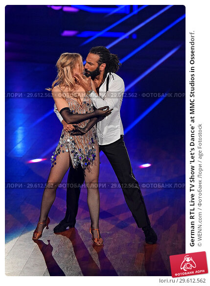 Купить «German RTL Live TV Show 'Let's Dance' at MMC Studios in Ossendorf. Featuring: Julia Dietze, Massimo Sinato Where: Cologne, Germany When: 16 Mar 2018 Credit: WENN.com», фото № 29612562, снято 16 марта 2018 г. (c) age Fotostock / Фотобанк Лори