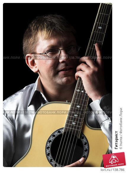 Гитарист, фото № 138786, снято 5 августа 2007 г. (c) hunta / Фотобанк Лори