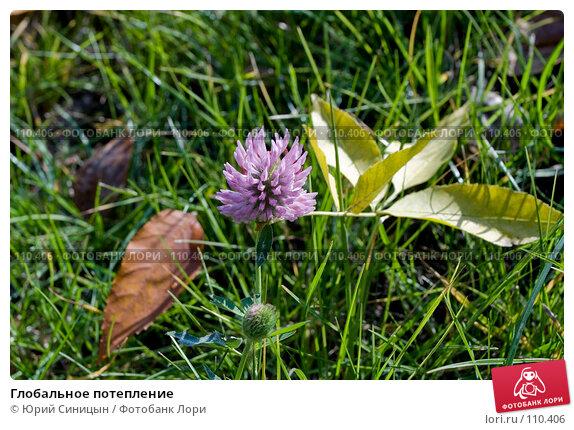 Глобальное потепление, фото № 110406, снято 26 сентября 2007 г. (c) Юрий Синицын / Фотобанк Лори